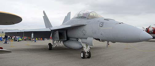Boeing F/A18F Rhino of VFA-122, May 14, 2011